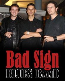 Bad Sign Blues Band
