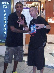 Jin (106 and Park Ruff Ryders)