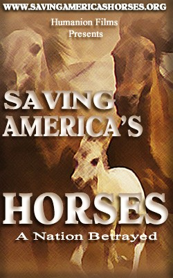 Saving America's Horses, Trailer Announcement