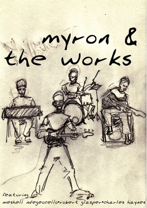 Myron (the instrumentals)