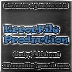 Beats for sale! **Exclusives only $40 per beat**