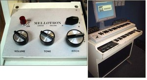 Mellotron. The Blissful instrument