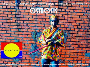 Lawrence Wise And The Cosmic Funk Orchestra  OSMOSIS