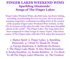 Finger Lakes Weekend Wino