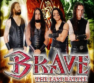 BRAVE and the Heavy Metal from Brazil