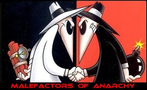 MALEFACTORS OF ANARCHY new video (SPIES, LIES, CONSPIRACIES)