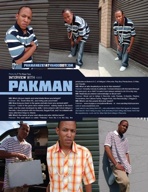 Free Mixtape just released called The PAKAGE Vol #1