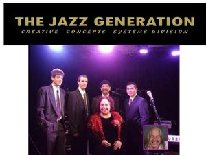 Suzanne Brooks The Jazz Generation