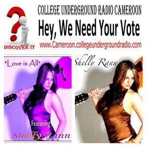 We need your VOTES for the Discover artist contest