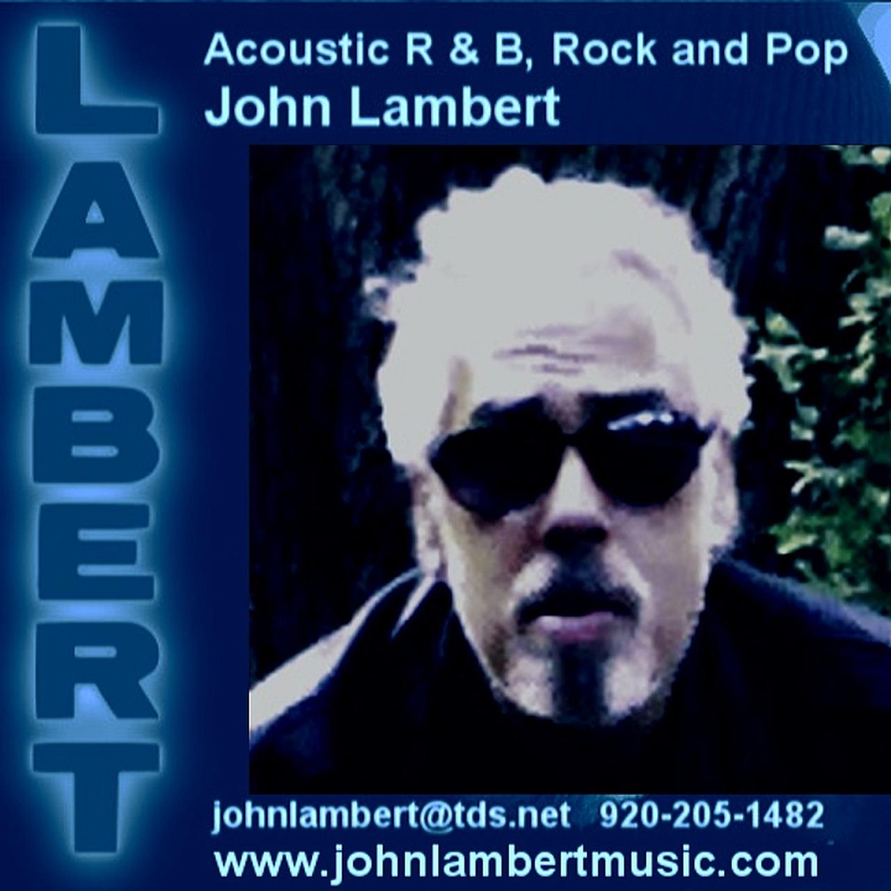 John Lambert musician and entertainer
