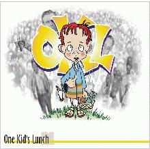 One Kid's Lunch