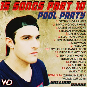 15 SONGS PART.10: POOL PARTY - Free Download!
