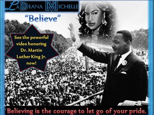 LaDeana Michelle Celebrates Dr. Martin Luther King Jr!
