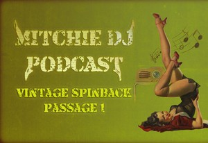 Mitchie DJ Podcast - Vintage Spinback - Passage 1