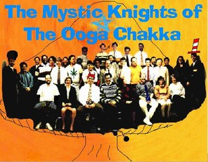 The Mystic Knights of the Ooga Chakka