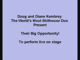 'The Worlds most sh***house Duo 'big opening