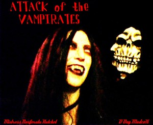 ATTACK of the VAMPIRATES