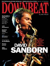 Review in Downbeat Magazine, March issue 2007