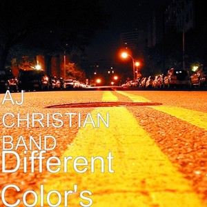 NEW ALBUM-DIFFERENT COLOR'S