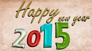 2015: HAPPY NEW YEAR