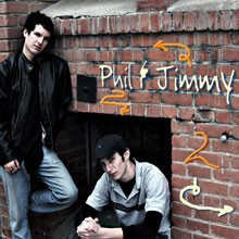 Phil and Jimmy