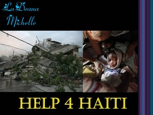 HOW AND WHERE TO HELP HAITI - THEY NEED YOU!!