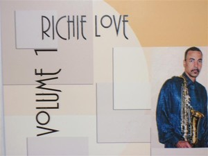 RICHIE LOVE** PARTY TONIGHT(remix)**