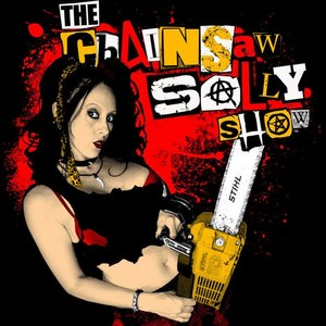 THE CHAINSAW SALLY SHOW season one 3 disc dvd set BUY IT NOW