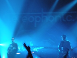 Stereophonics concert