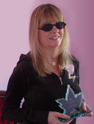 THE EVY OF CANADA AWARD FOR BEST NEW ARTIST 2007