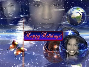 HAPPY HOLIDAYS....From LaDeana Michelle!
