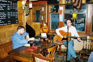 OLD BOOKBINDERS OPEN MIC