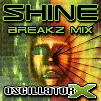New Song - SHINE (Breakz Mix)