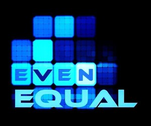 even equal