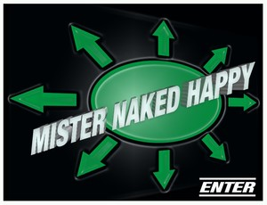 Mister Naked Happy