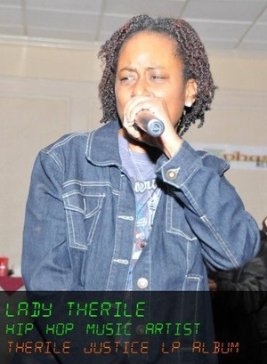 LADY THERILE