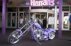 This Bike was built for a major casino chain