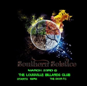 Southern Solstice w/ Year Of The Gun @ Billiards Club of Louisville